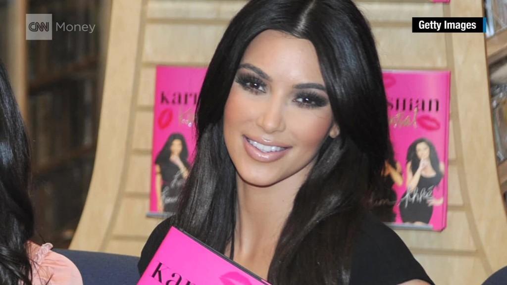 Kim Kardashian in 97 seconds