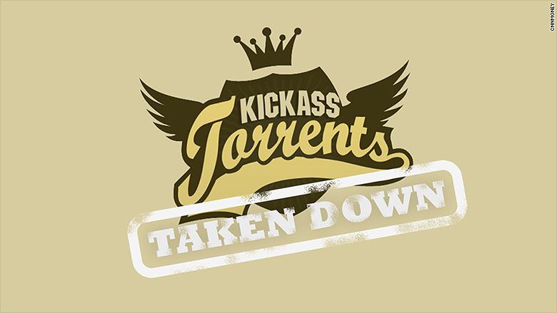 Kickass Torrents' huge file sharing site shut down by feds - Jul ...