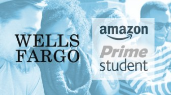 amazon prime student wells fargo