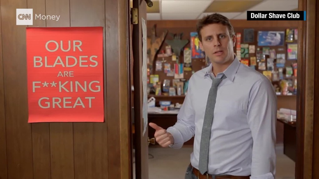 Early investor in Dollar Shave Club on $1B acquisition