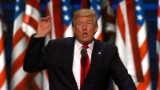 Donald Trump's big RNC night in 90 seconds