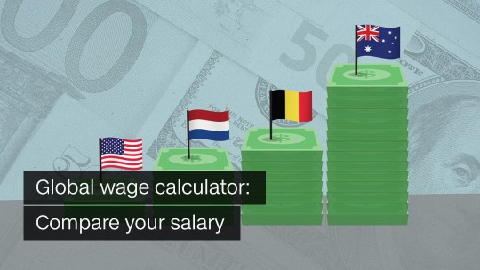 Global wage calculator