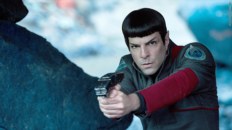 'Star Trek Beyond' soars with $59M at weekend box office