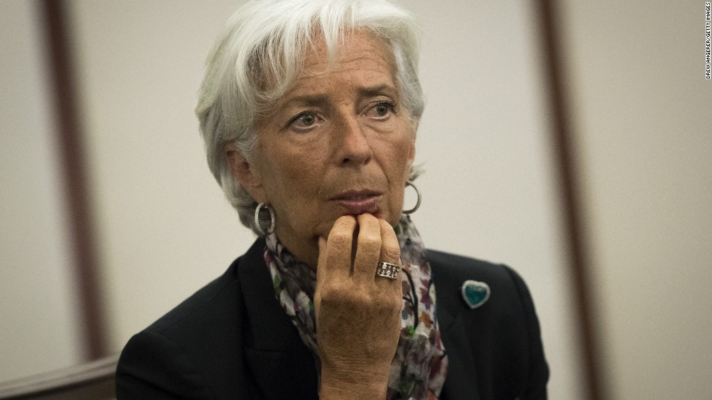 Christine Lagarde found guilty in negligence trial