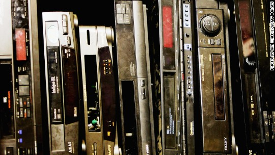 World's last VCR will be manufactured this month