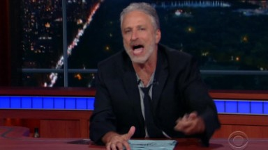 Jon Stewart slams RNC on 'The Late Show'