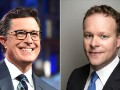 'Late Show' showrunner on going live, Jon Stewart, and reviving Colbert's persona