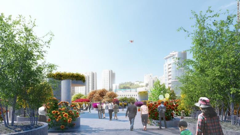 Seoul Skygarden 2
