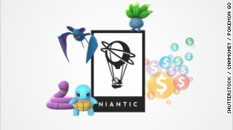 niantic unicorn