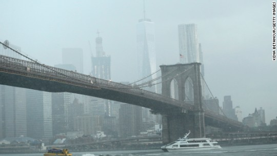 New York City electricity price spikes 1000%