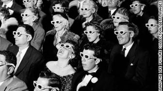 3d glasses 1952