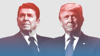 trump reagan trade