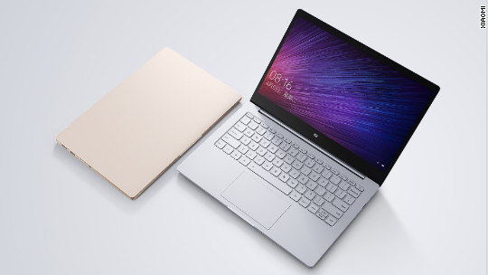 Xiaomi's new 'Notebook Air' looks very familiar...