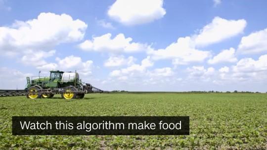 Algorithm kitchen