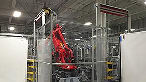 Inside the Gigafactory
