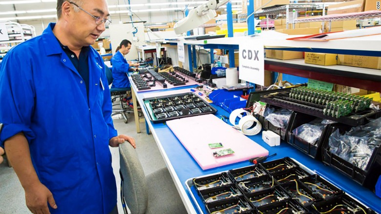 mydx manufacturing