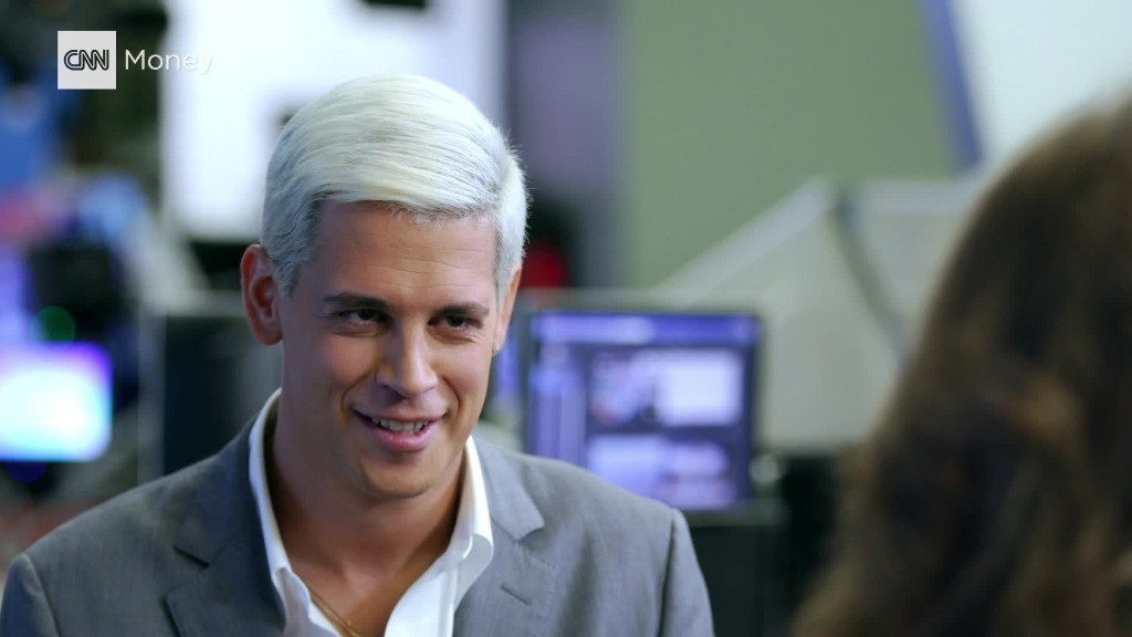 Milo Yiannopoulos: I will continue to be as offensive as possible