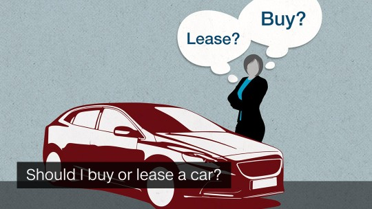 Quiz Buy or Lease Car