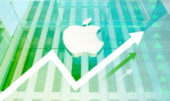 Beaten-down Apple stock has best day in 2 years