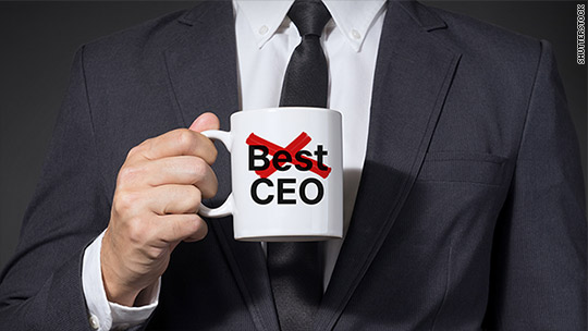Top-paid CEOs aren't very good at their jobs
