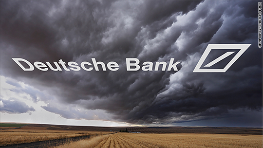 Deutsche Bank: Does it need a bailout?