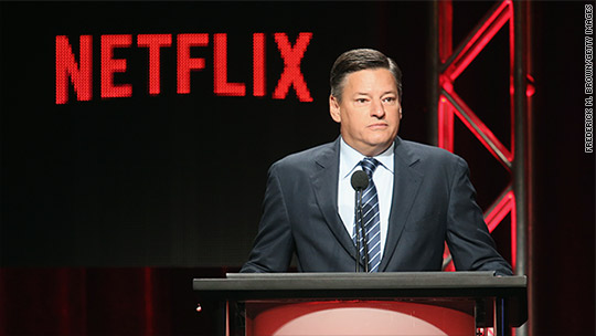 Netflix exec talks ratings, competition and expansion