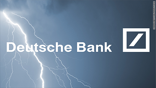 Deutsche Bank shares plunge to lowest level in over 20 years