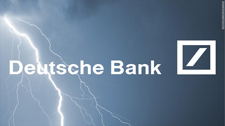 Deutsche Bank shares plummet as fears mount