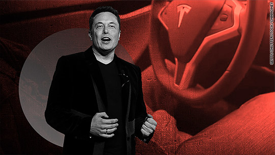 Tesla employees unnerved by Musk's autopilot push