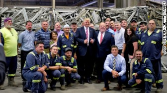 union membership decline trump