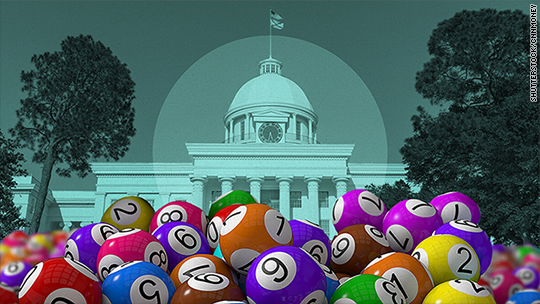 Alabama is so broke that it may start a state lottery