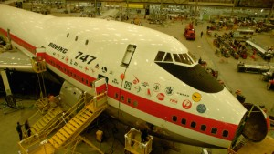 The end of the 747?