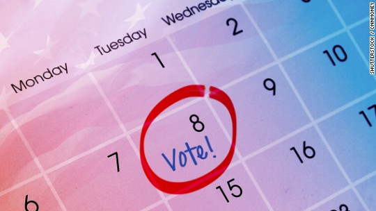 VC pleas to tech CEOs: Give employees time off to vote