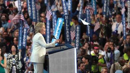 Hillary Clinton's new problem