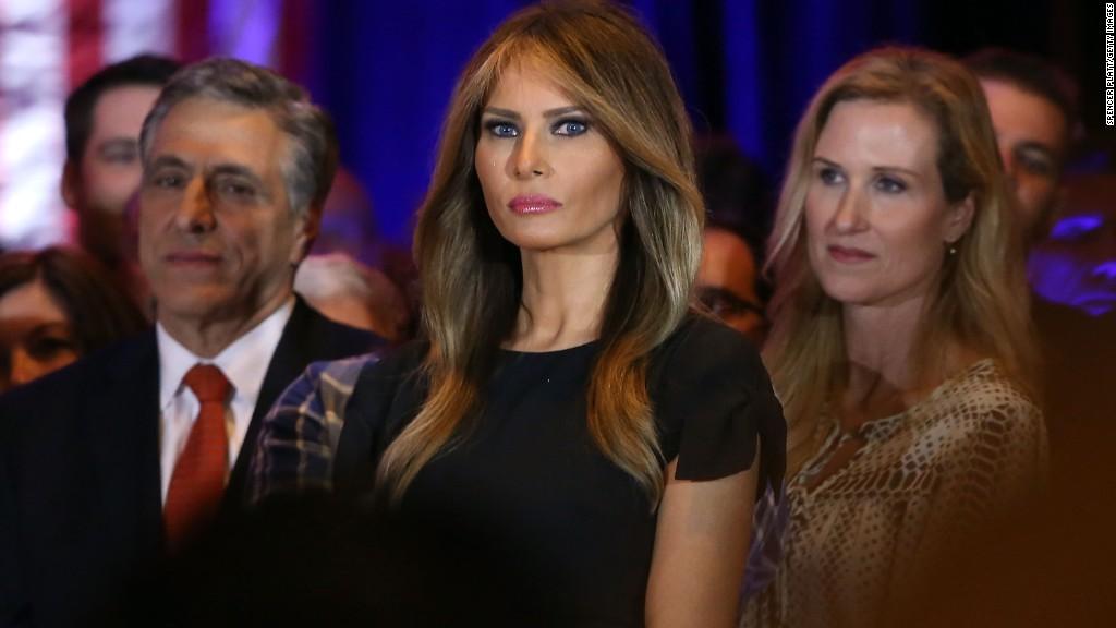 Melania Trump's Defamation Suit Passes First Legal Battle