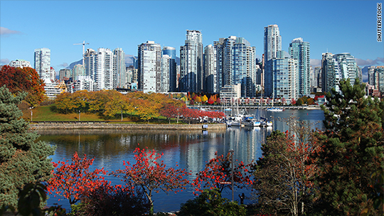 Vancouver just hit foreign homebuyers with a massive tax