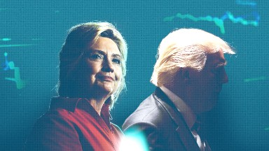 Voters say this is the ultimate 'lesser of two evils' election