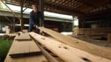 Making old wood new again