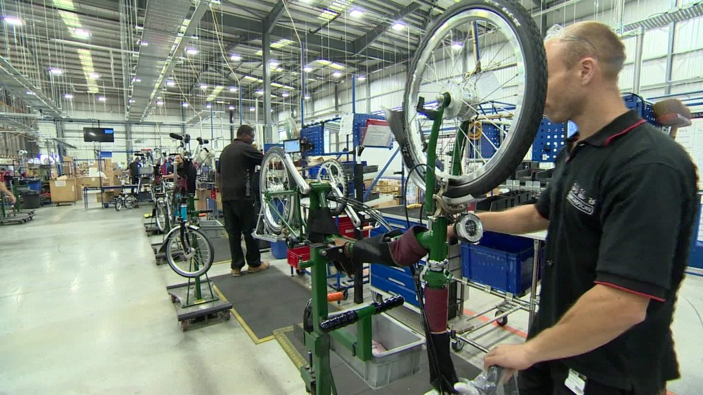London bike maker: Brexit is no big deal