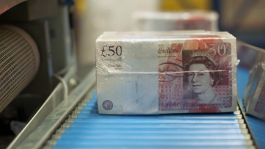 Bank of England throws cash at Brexit