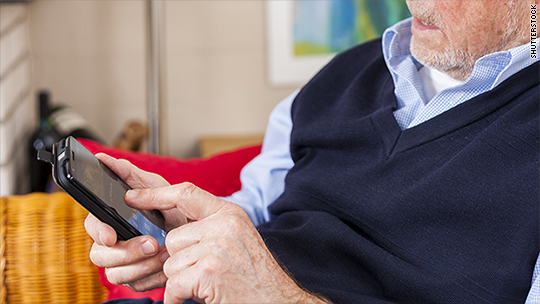 Seniors are getting locked out of Social Security ... because they don't text