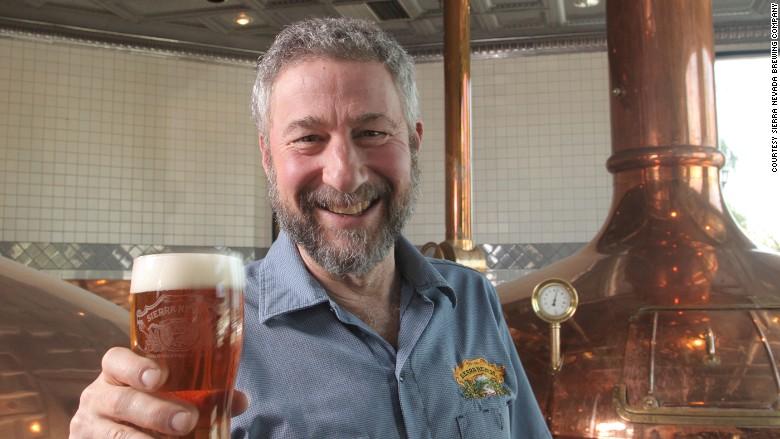 ken grossman, ceo of the sierra nevada brewing company