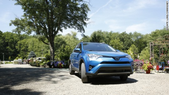 Only thrill in driving Toyota's Rav4 Hybrid is mileage