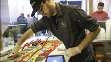Your tablet is the future of food safety