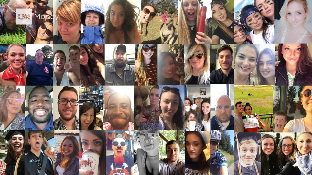Researchers are trying to perfect the selfie