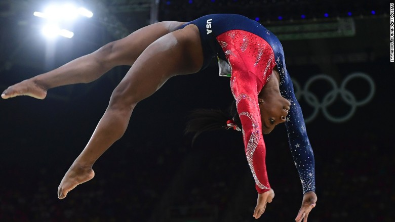 simone biles olympic uniform