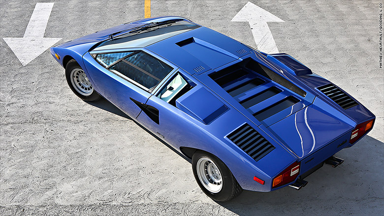 Lamborghini Countach Periscopica Cool Cars Being - Cool cars for sale