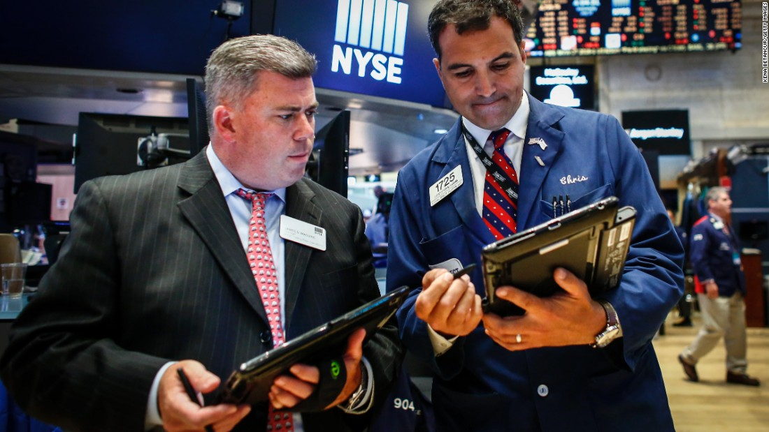 Retailers report; Central bank chatter; Stock rally resumes?