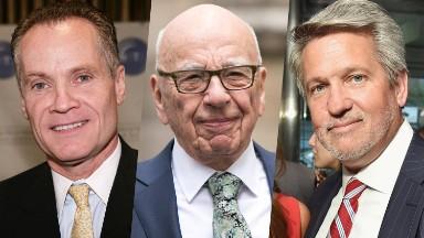 Fox News co-presidents sign long-term deals