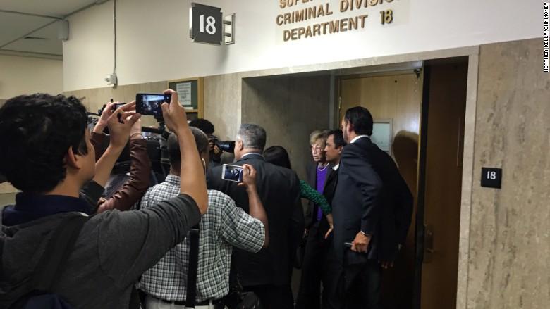 Chahal sentencing